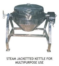 Steam Jacketted Kettle for Multipurpose Use
