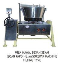 Milk Mawa Besan Sekai (Soan Papadi & Mysore Pak Machine