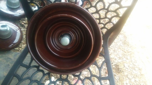 Porcelain Antifog Disc Insulators