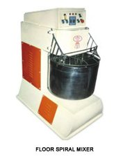 Floor Spiral Mixer Machine