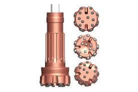 Concave Drilling Bit