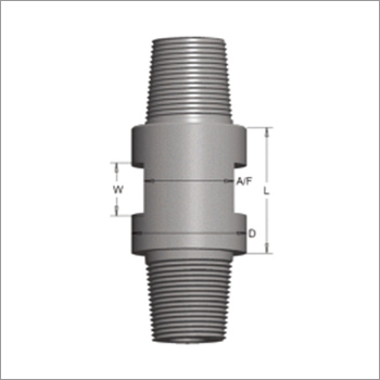DTH Drilling Adapter with Pin to Box Male to Female Thread