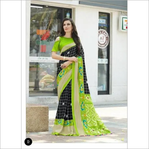 PTS Fancy Saree