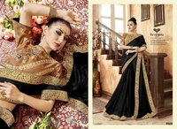 Embroidery Designer Saree