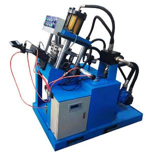 Automatic Hydraulic Staple Making Machine