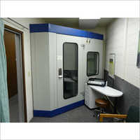 Audiometric Examination Booth
