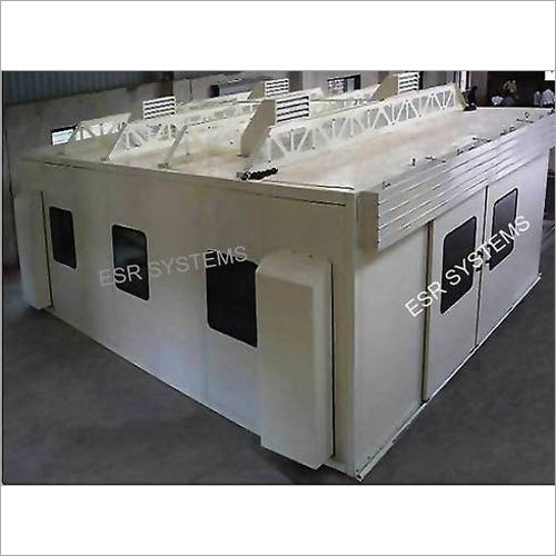 ESR Generator Acoustic Enclosures for Sound Absorbers