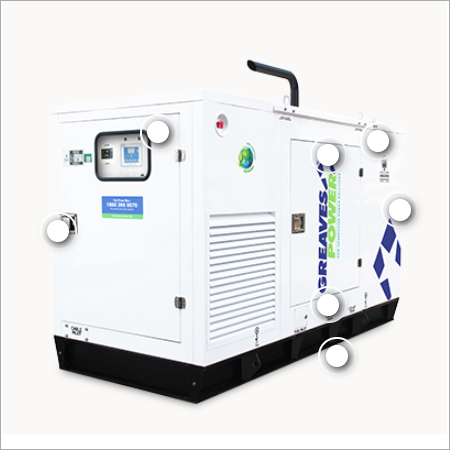 82.5 kVA Genius Industrial Genset