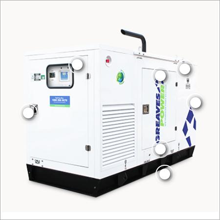 100 kVA Genius Industrial Genset