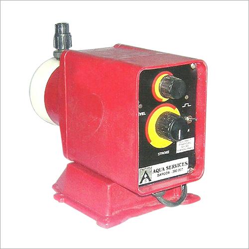 Solenoid Driven Metering Pump