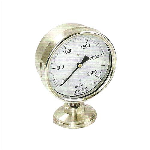 100 MM Compact Capsule Pressure Gauge