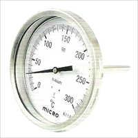 150 MM Back Dierct Mounting Bimetal Temperature Gauge