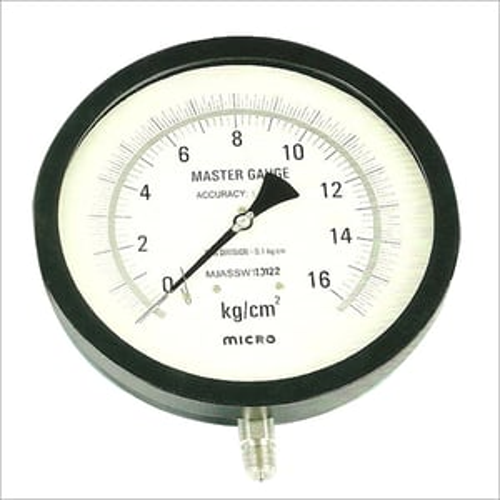 250 MM Precision Master Pressure Gauge