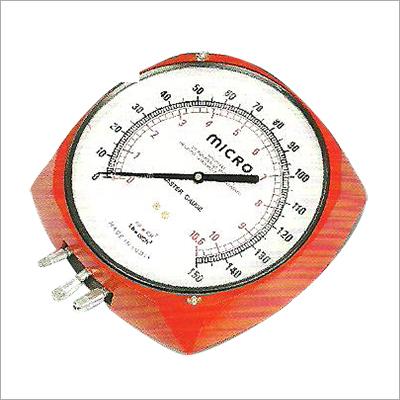Air Utility Pressure Gauge