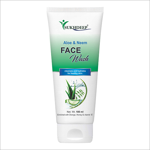 Aloe And Neem Face Wash