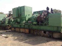 Alsthom Steam Turbine