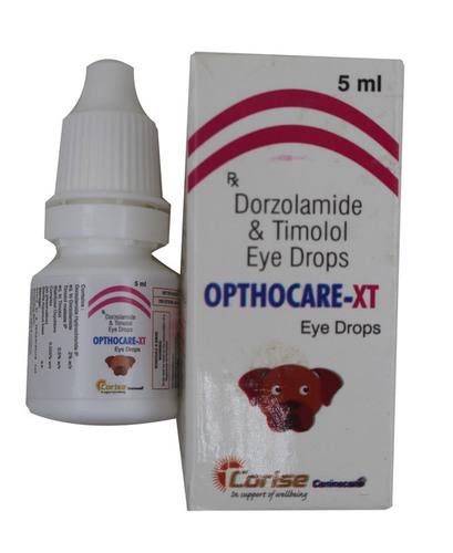 OPTHOCARE XT EYE DROPS-DORZOLAMIDE 2% W/V+TIMOLOL MAL