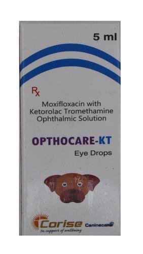 Opthocare-kt Dorzolamide 2% W/ Vtimolol Mal