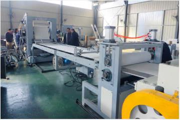 PVC sheet machine PVC edge banding sheet extrusion machine