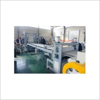 PVC Sheet Machine Edge Banding Sheet Extrusion Machine