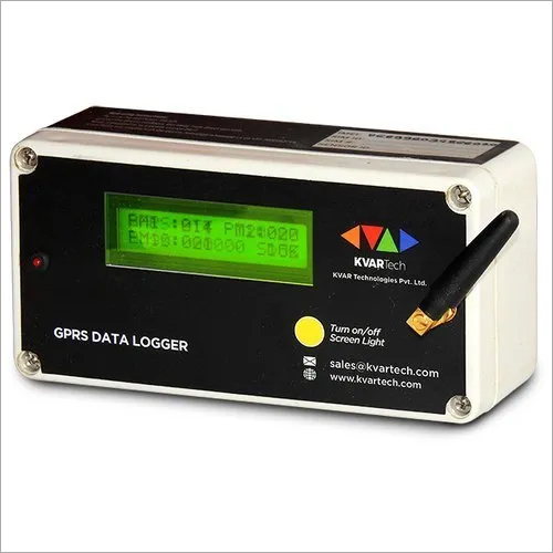 Air Quality Monitoring Logger