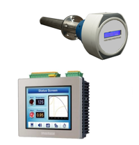 Oxygen Analyzer Combustion Control