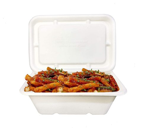 650ml container bagasse