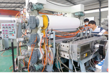 PVC sheet machine PVC sheet extrusion machine