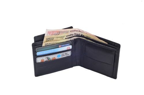 Gents Ndm Leather Wallet (X812)