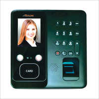 Face With Finger Attendance Access System