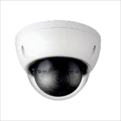 4MP Full HD IR Network Vandal Dome Camera