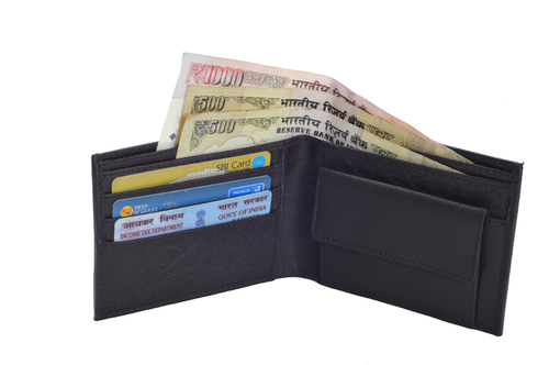 Gents Leather Wallet (X813)