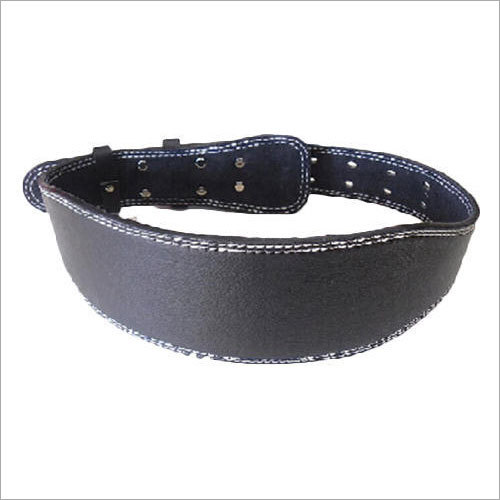 Pure Leather Gym Belt