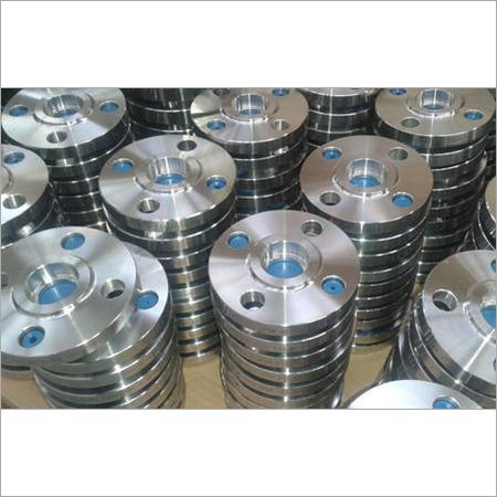 Steel Round Flanges