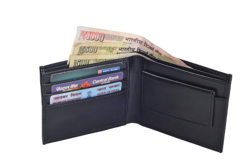 Gents Leatherite Wallet (X815)