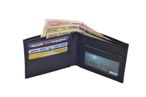 Gents Premium Leatherite Wallet (X816)