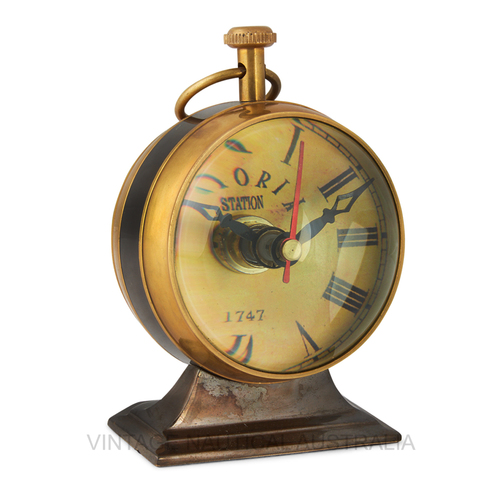 Table Clock – Victoria Table Clock 1747