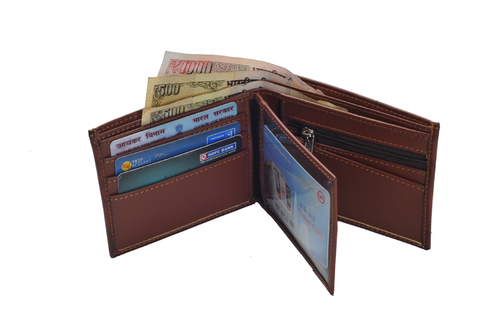 Gents Premium Leather Wallet (X818)