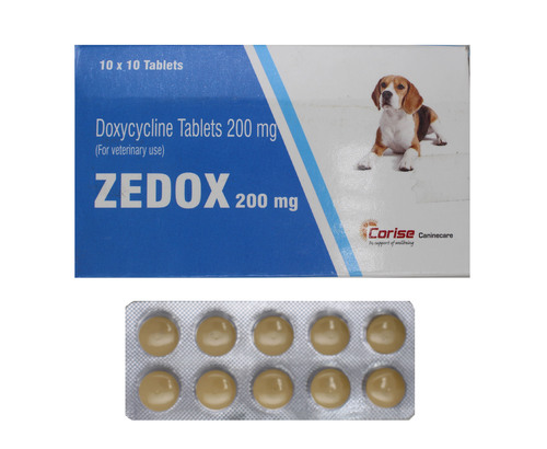 300mg Zedox 200mg Doxycycline Hyaclate