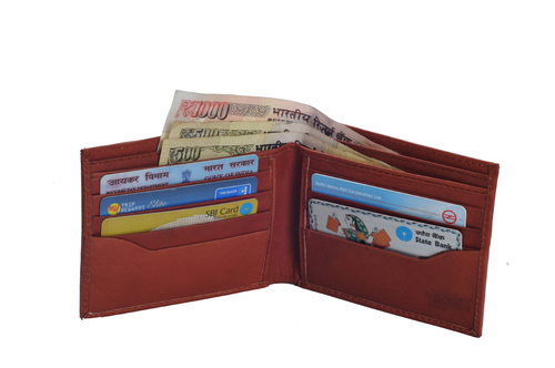 Gents Leather Wallet (X823)