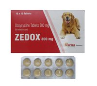 Zedox 300mg Doxycycline Hyaclate