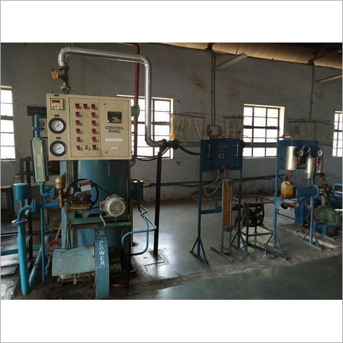 Steam Power Plant Lab Equipment