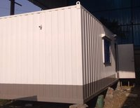 Prefab Site Office Cabin