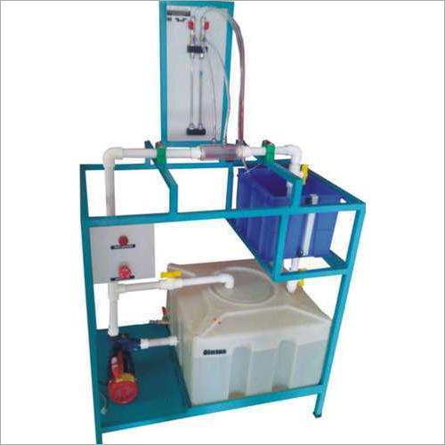 Venturi Meter & Orifice Meter Apparatus