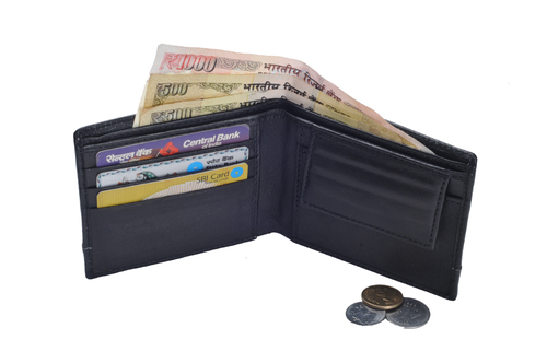 Gents Sheep Leather Wallet (X832)