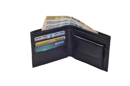 Gents Leatherite Wallet (X833)