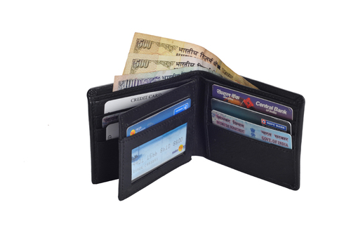 Gents Premium Leatherite Wallet (X834)