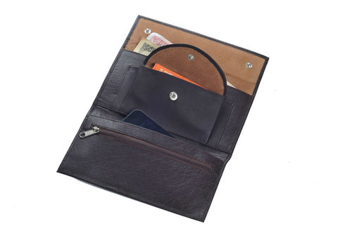 Ladies Leather Wallet (X901)
