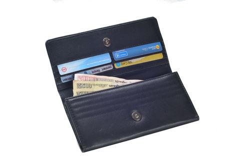 Ladies Dd Leather Wallet (X906)