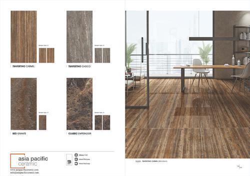 Wooden Ceramic Tiles